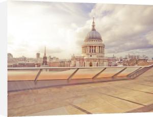 View from the Bridge by Keri Bevan