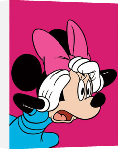 Minnie Mouse - Shocked by Disney