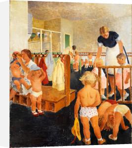 A Nursery-School for War Workers' Children by Elsie Dalton Hewland