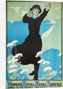 Women's Royal Naval Service by Joyce Dennys