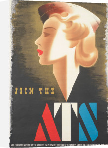 Join the ATS by Abram Games