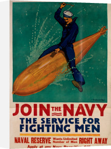 Join the Navy - The Service for Fighting Men by Richard Fayerweather Babcock