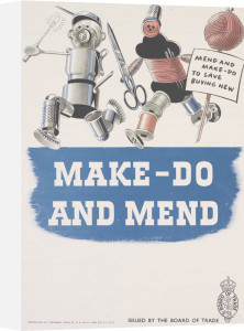 Make-Do and Mend by Anonymous
