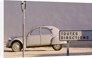 Toutes Directions by Kim Sayer