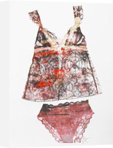Lovely by Adeline Meilliez