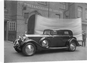 Rolls Royce Phantom 2 Sport by Anonymous