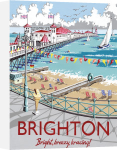 Brighton by Kelly Hall