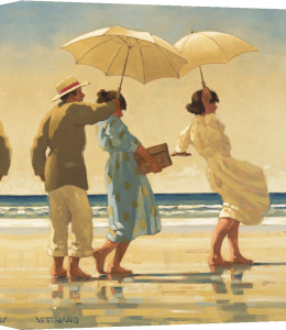 Picnic Party II by Jack Vettriano