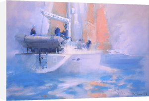 Bright Mist by John Harris
