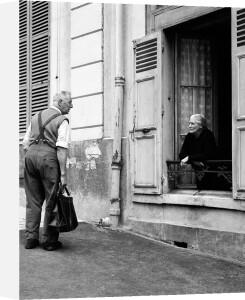 'Comment ca va?' Paris 1963 by Alan Scales