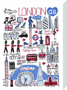 London by Julia Gash