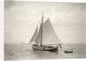 Sailing off Cowes, c.1930 by Anonymous