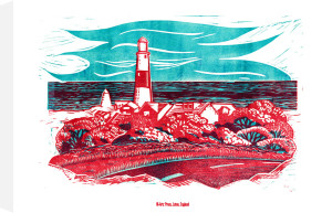 Lighthouse by Helen Ingham