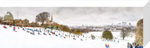 Greenwich and the Royal Observatory by Henry Reichhold