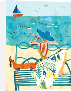 Riviera by Louise Cunningham