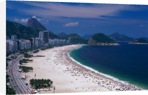 Copacabana Beach by LOOK