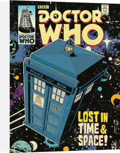 Doctor Who - Lost in Time and Space by Anonymous