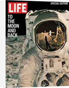 To the Moon and Back - Cover by Time Life
