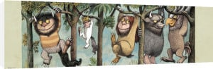 Where The Wild Things Are - Hanging by Maurice Sendak