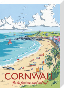 Cornwall by Kelly Hall