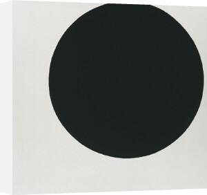 Black Circle by Kazimir Malevich