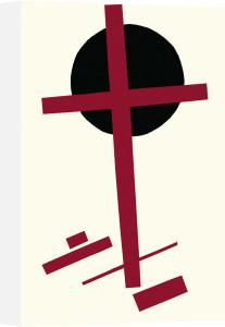 Suprematismus, c.1927 by Kazimir Malevich