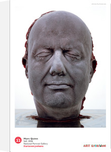 Self by Marc Quinn