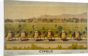 Empire Marketing Board - Cyprus by Keith Henderson
