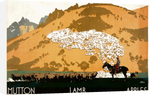 Empire Marketing Board - Buy New Zealand Produce by Frank Newbould