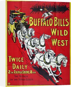 Buffalo Bill's Wild West, 1904 by Collington Taylor