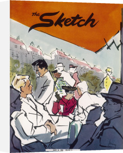 The Sketch, 9 May 1956 by Jimmy