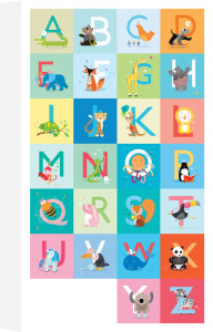Alphabet A-Z by Sugar Snap Studio