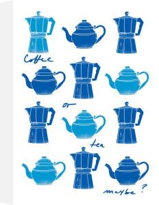 Coffee or Tea by Ana Zaja Petrak