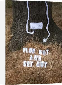 Plug Out by James O'Loughlin