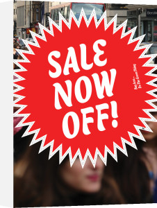 Sale Now Off by Patrick Cox