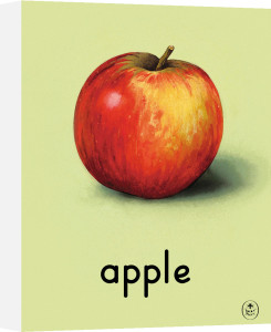 apple by Ladybird Books
