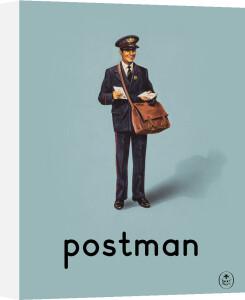 postman by Ladybird Books