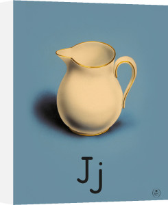 J is for jug by Ladybird Books'