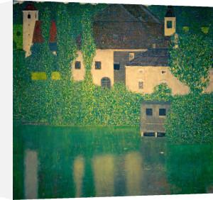 Schloss Kammer on the Attersee I, 1908 by Gustav Klimt