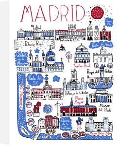 Madrid by Julia Gash