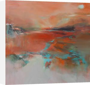 Redshanks Return by Kathy Ramsay Carr