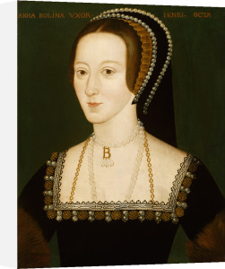 Anne Boleyn by Unknown artist