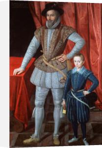 Sir Walter Ralegh by Unknown artist