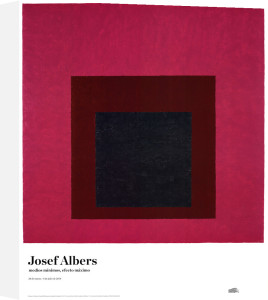 Homage to the Square: Guarded by Josef Albers