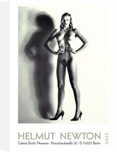 Big Nude by Helmut Newton