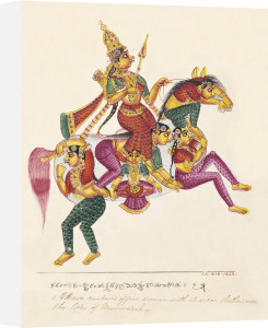 Rati, c.1820-25 by Unknown artist