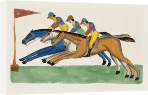 Jockeys, c.1830 by Unknown artist