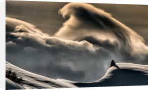 Wine Cloud by Grigore Roibu