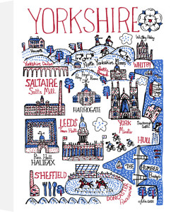 Yorkshire by Julia Gash