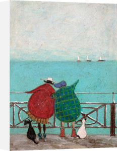 We Saw Three Ships Come Sailing By by Sam Toft